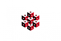 Hollow Cubes Logo