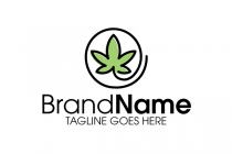 Online Weed Logo