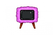 Fluffy Tv Logo