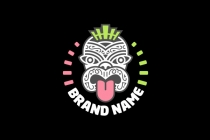 Tribal Mask Logo