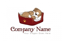 Dreaming Puppy Logo