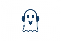 Ghost Music Logo