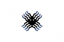 Cross Spider Logo