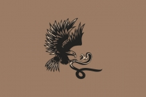 Eagle And Snake Logo