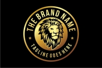 Majestic Lion Logo