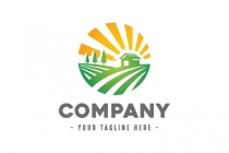 Farm Field Logo