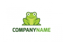 Happy Frog Logo