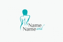 Woman Body Logo
