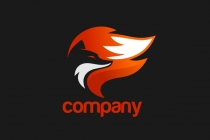 Flame Fox Logo