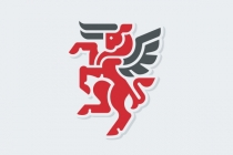 Winged Red Bull Logo