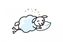 Sleeping Sheep Logo