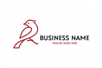Bird On Branch Logo