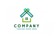 Green Home Logo