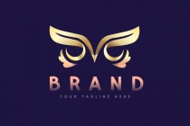 Luxury Owl Logo