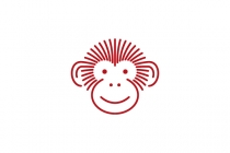 Monkey Head Logo
