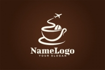 Coffee Plane Logo