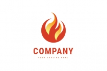 Fire Burn Logo