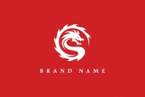 Epic Red Dragon Logo