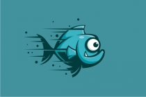 Bad Fish Logo