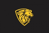 Gold Lion Logo
