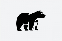 Bear And Baby Logo