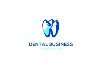 Mountain Dental Logo