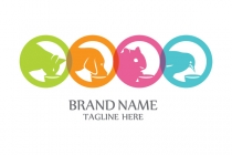Pets Food Logo - Dog,...