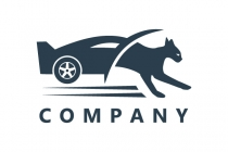 Cat Car Logo