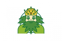 King Of Weed Logo