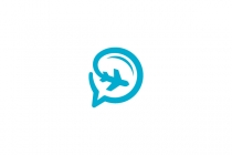 Airplane Chat Logo