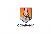 Strong Hand Logo...