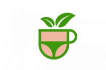 Coffee/Tea Cup Logo