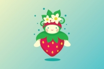 Fruit Fairy Logo