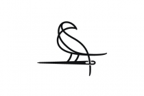 Bird Needle Thread Logo