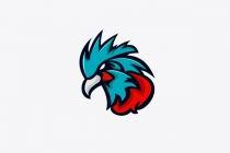 Esport Rooster Logo