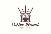 King Coffee Logo