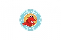 Friendly Lobster Logo