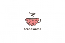 Brain Coffee Logo