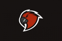 Red Parrot Logo