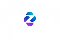 Z Negative Space Logo