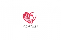 Lovely Mother Logo