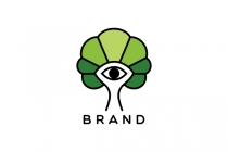 Tree Eye Logo