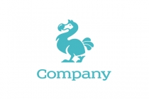 The Dodo Bird Logo