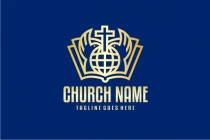 Church  Baptist Logo