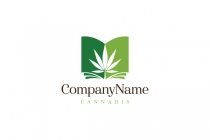 Cannabis Book Logo