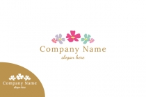 Pretty Flowers Logo