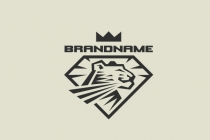 Diamond Panther Logo