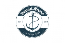 Anchor Needle Logo