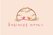 Lovely Birds Logo
