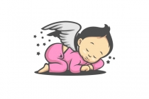 My Little Angel Logo